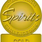 золотая медаль 2009