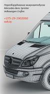 Продаем и переоборудуем микроавтобусы Mercedes-Benz